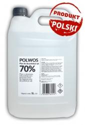 PW Płyn do dezynfekcji rąk 5L 70%