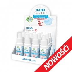 Płyn do dezynfekcji rąk - zestaw 12 X 30 ML