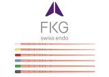 FKG GP Gutaperka SET 15-40 - 60 szt.