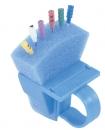 Organizer Endodontyczny blue na palec do sterylizacji 088