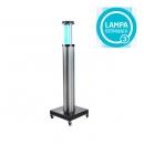 Lampa UVC-120W (medyczna) z funkcją ozonowania