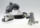 Lupa ZUMAX SLH + źródło światła HL 8000 + akumulator bezprzew.