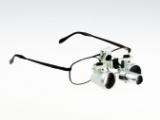 Lupa okularowa Zumax SLE (ramka klasyczna) + źródło światła Zumax HL 8300
