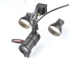 Żródło światła ZUMAX HL 8300 - czarne