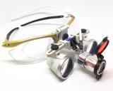 Lupa okularowa Zumax SLF + źródło światła Zumax HL 8300
