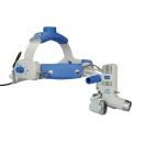 Lupa Zumax model SLH + źródło światła HL 8000