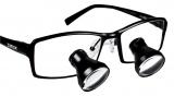 Lupa okularowa ZUMAX SLT oprawka klasyczna