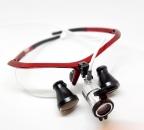 Lupa okularowa ZUMAX SLT + źródło światła ZUMAX HL 8300