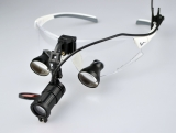 Lupa okularowa Zumax SLT ( ultra lekka) + źródło światła HL8300